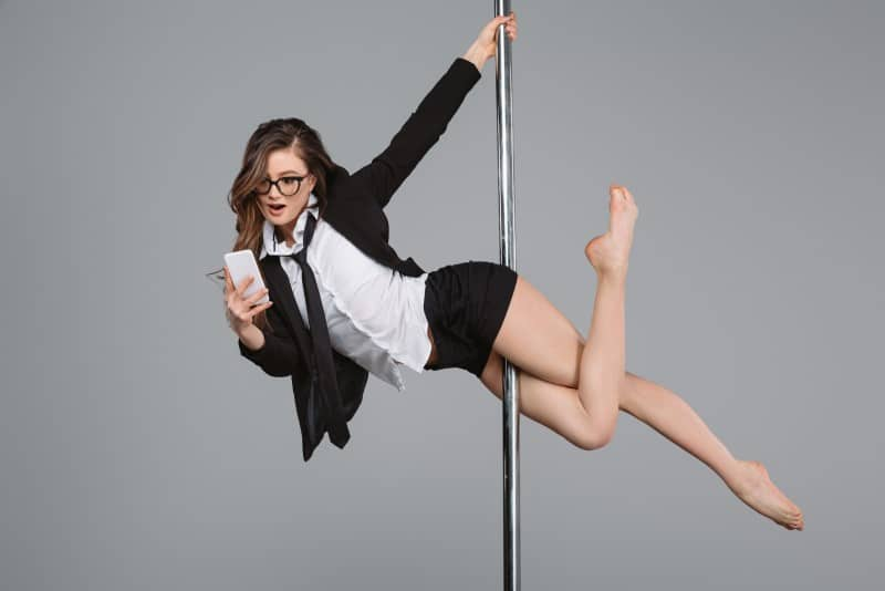 Can You Lose Weight by Pole Dancing