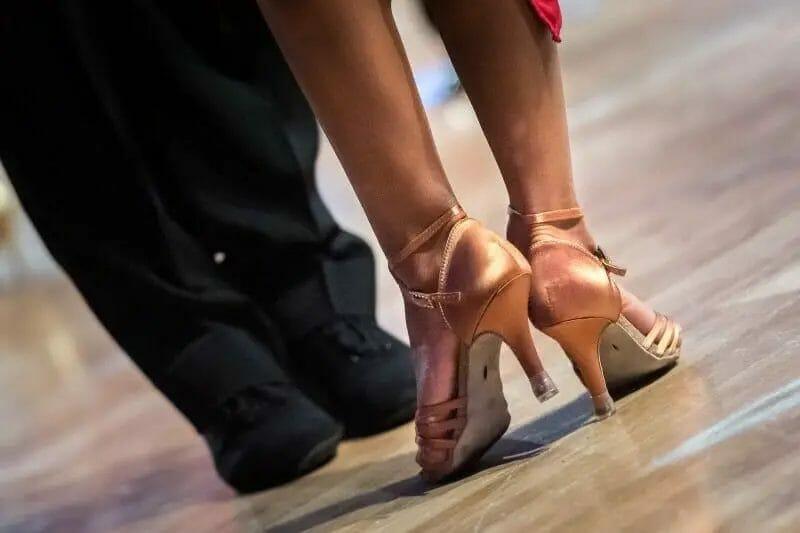 Can You Wear Ballroom Dance Shoes Outside