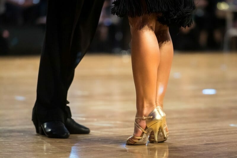 Best Ballroom Dancing Shoes for Beginners