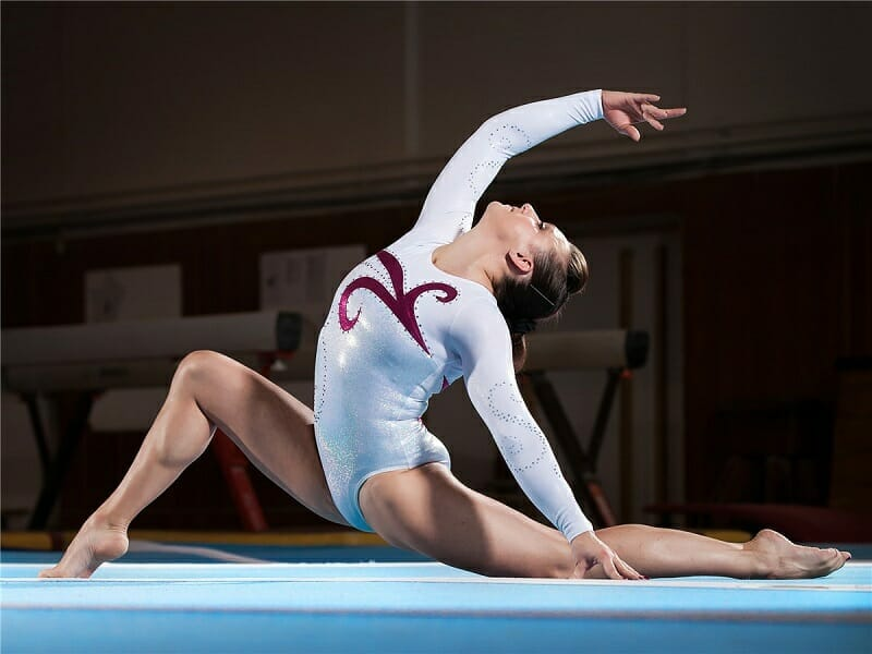 Gymnastics Leotards for Children